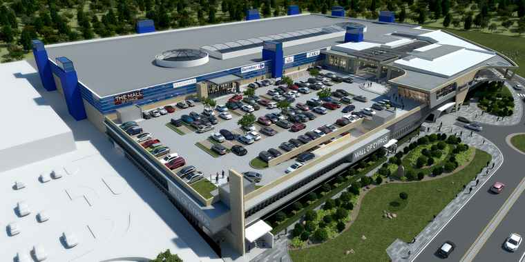 Mall of Cyprus is the dominating retail centre in Cyprus forming part of the Shacolas Emporium Park, situated in Nicosia, capital city of Cyprus.