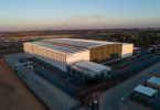 One of the net zero carbon building case studies - the Premier Food facility in Joburg.