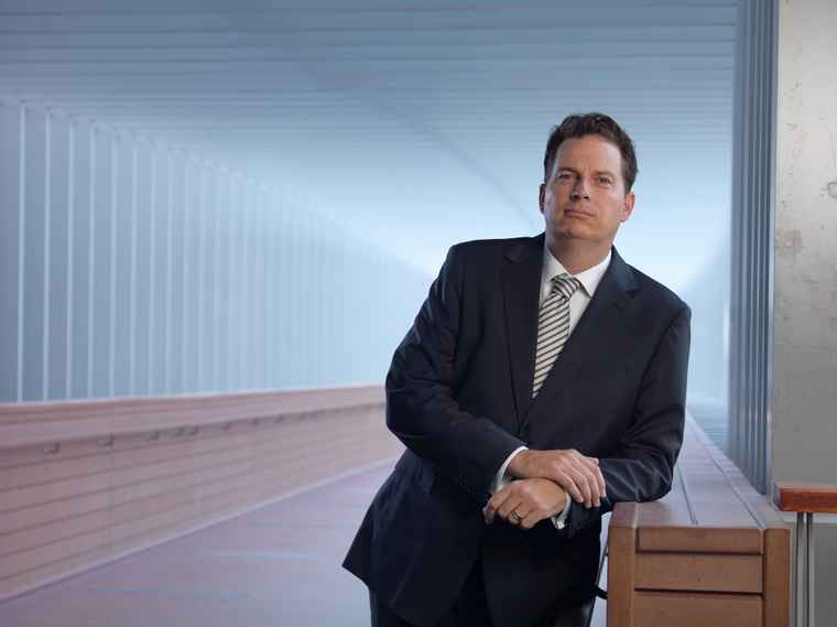 Giles Pendleton, Chief Development Officer at Attacq and the new Chairman of the Green Building Council South Africa.