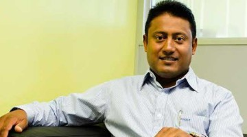 CEO of Freedom Property Fund Tyrone Govender