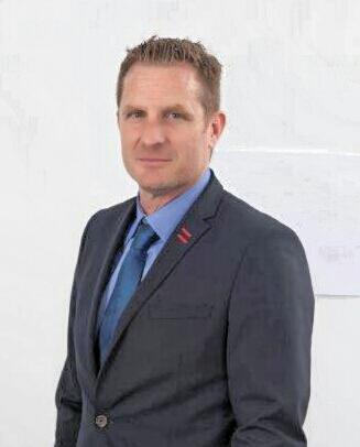 Darren Wilder, CEO of Fairvest Property