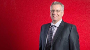Broll Group CEO Malcolm Horne