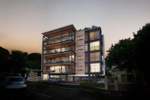 Blok's latest development 58 on V in Vredehoek