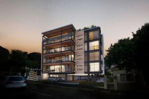 Blok's latest development 58 on V in Vredehoek