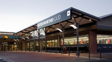 Waterstone Woolworths, Cape Town
