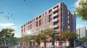 Matrix development in Century City