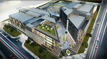 Centurion Square Phase 1, a 9300 square meter office development is due for completion in October 2015 at a cost of over R200 million