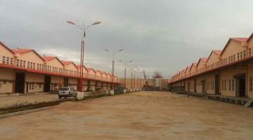 Industrial Warehouses in Nairobi, Kenya