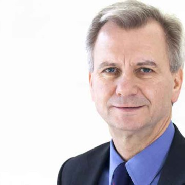 Alan Muse, RICS global director of Built Environment Professional Groups