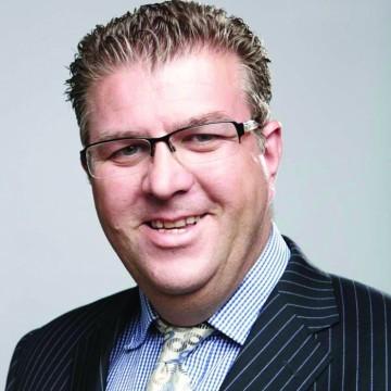 Sean Tompkins, RICS CEO