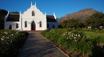 Franschhoek Colonial Church