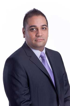 Kameel Keshav, Ascension CEO