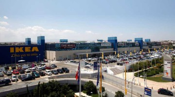 The 27,000m2 Mall of Cyprus, which is part of the landmark 55,600m2 Shacolas Emporium Park in the heart of Nicosia. Attacq has secured a 48.75% stake in the property as well as in The Mall of Engomi, also in Cyprus.