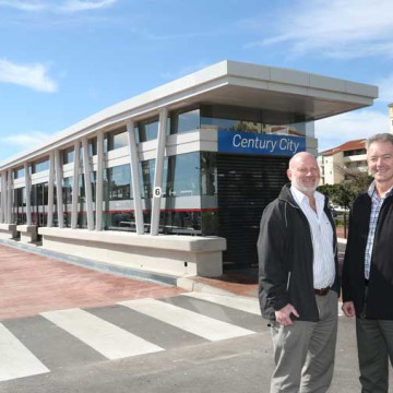 Century City MyCiTi Trunk Station and additional route open soon