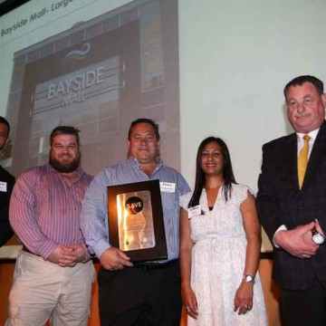 GRT - Bayside Mall Award