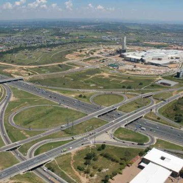 New Bridge Mall of Africa