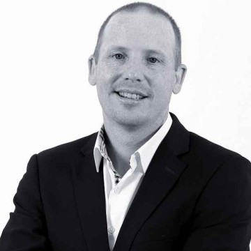 Shaun Fourie, Head of Asset Management and Operations from London
