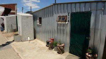 Informal Settlement, Cape Town