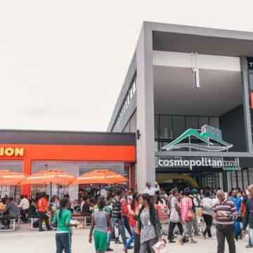 Cosmopolitan Mall Zambia