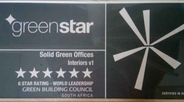 SolidGreen_6-Star plaque