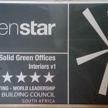 SolidGreen_6-Star plaque