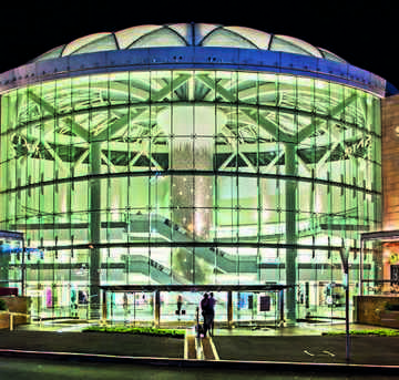 Sandton City Entrance