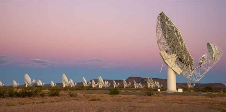 Photo source/credit: South African Radio Astronomy Observatory