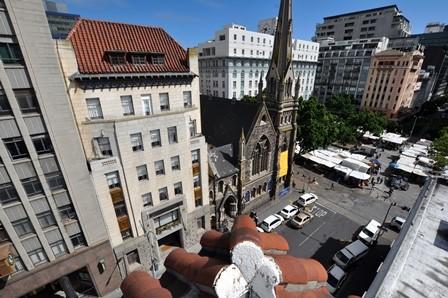 40 Burg Street, Cape Town.