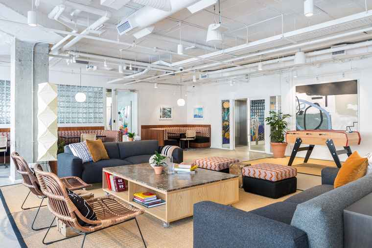 WeWork 80 Strand Street Cape Town