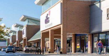 Abbotsinch Retail Park, Paisley.