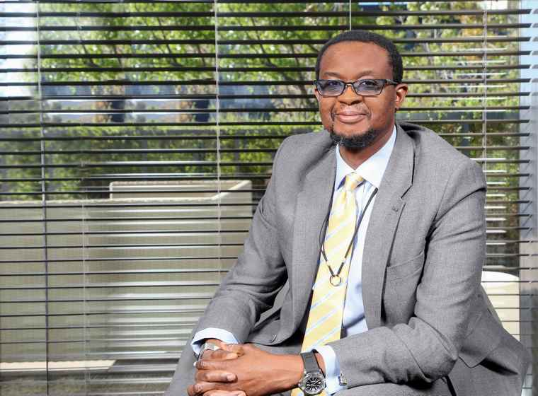 Adeniyi Adeleye, Head, Real Estate Finance for Standard Bank Africa Regions.