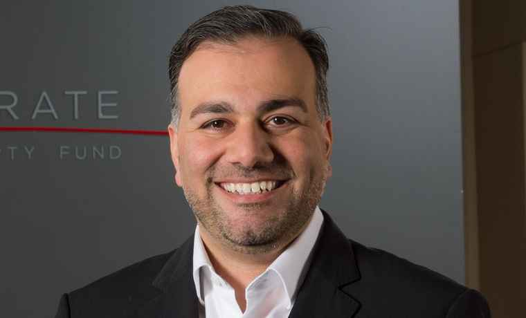Andrew Costa, Chief Operating Officer of Accelerate Property Fund.