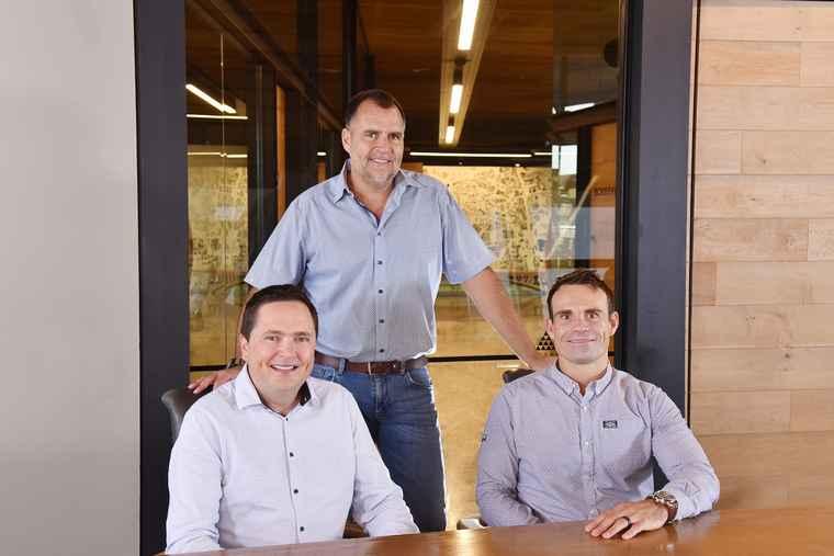 Henk Deist - CEO of Atterbury Europe, Louis van der Watt – Group CEO of Atterbury and Armond Boshoff - CEO of Atterbury (Southern Africa).