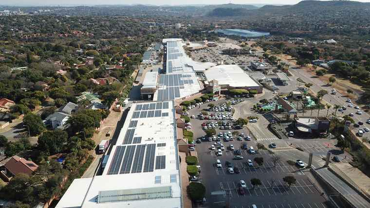 Atterbury Value Mart in Gauteng.