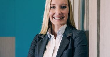 Chief Executive and founder, Bronwyn Corbett.