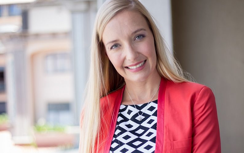 Bronwyn Corbett, co-founder of Grit Real Estate Income Group Limited.