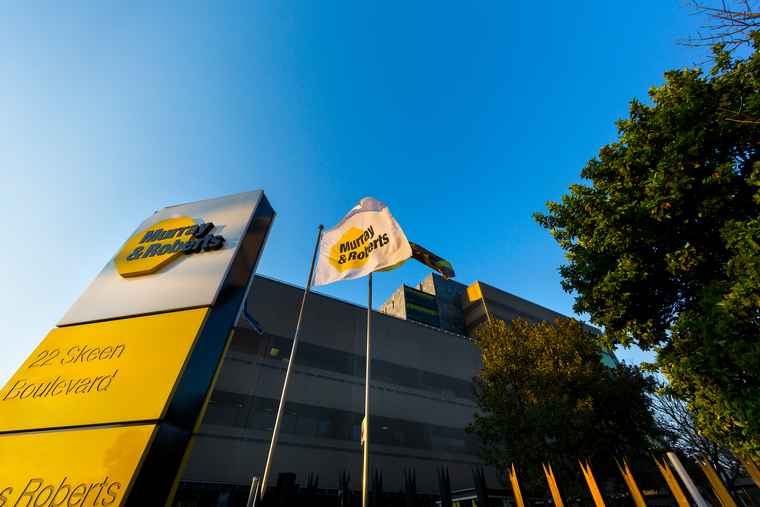 Murray & Roberts' corporate head office