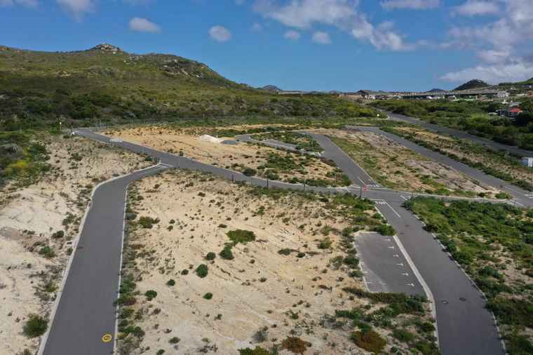 The R170 million Dido Valley housing development in the Simon's Town area.