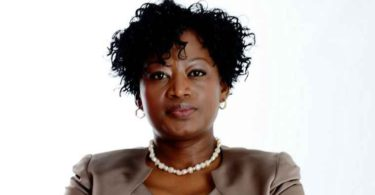 Dorah Modise, CEO of the GBCSA.