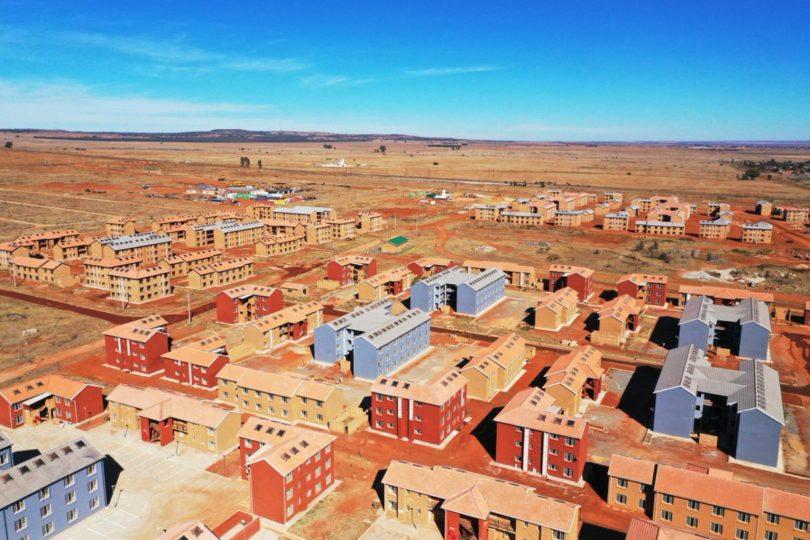 Elijah Barayi Village is one of Gauteng Province's Mega Human Settlement projects