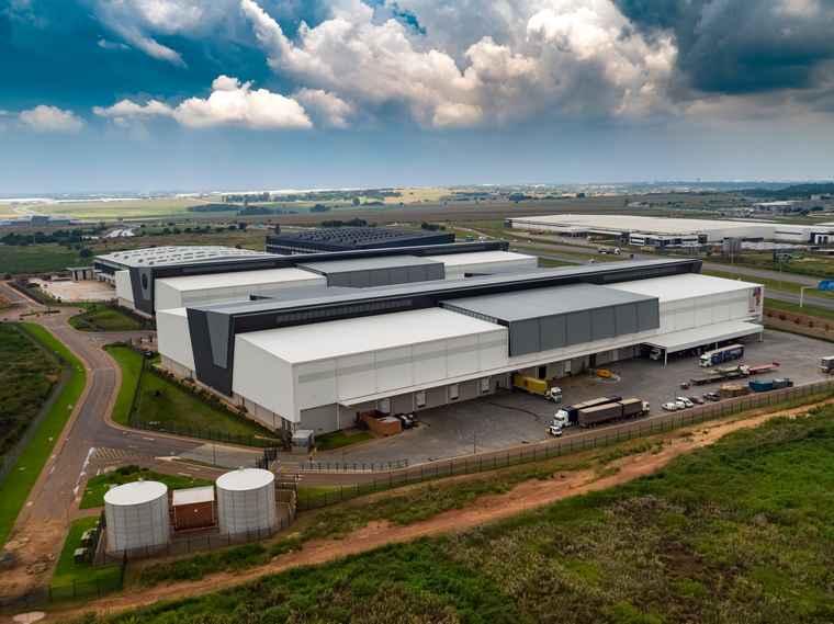 Eastport Logistics Park in Kempton Park.