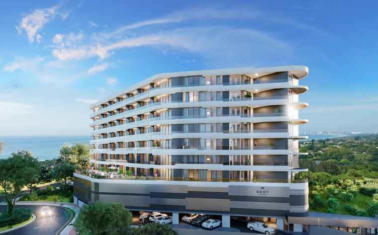 An artist's impression of Growthpoint's Kent in La Lucia, KZN.