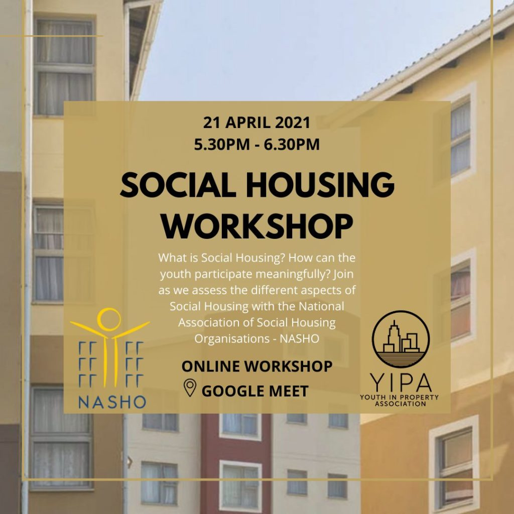 YIPA Social Housing workshop