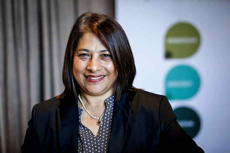Faieda Jacobs, newly appointed Non-Executive Board Chair of the GBCSA.