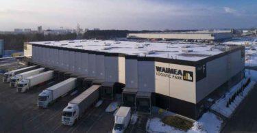 Fortress' Waimea logistics park in Poland