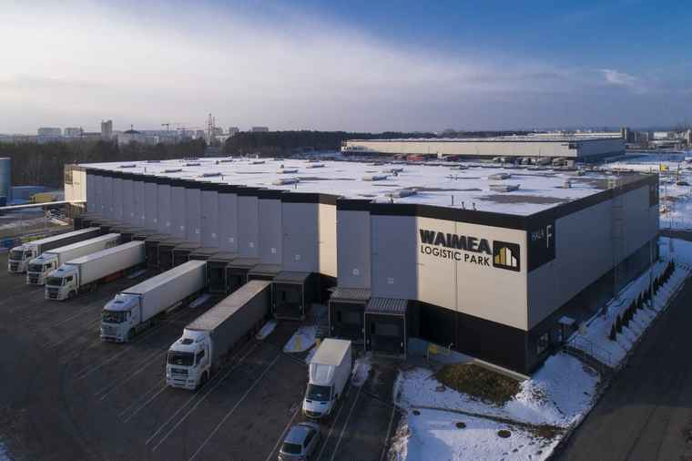 Fortress' Waimea logistics park in Poland