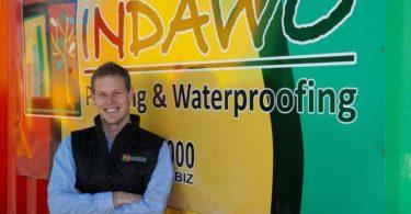 Indawo managing director, Geoffrey Jäck,.