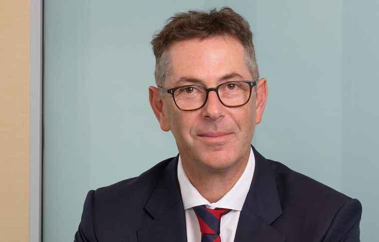Graeme Katz, CEO of IAP