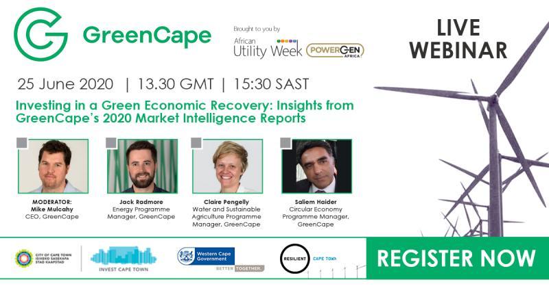 Green Cape Webinar 25.06.2020