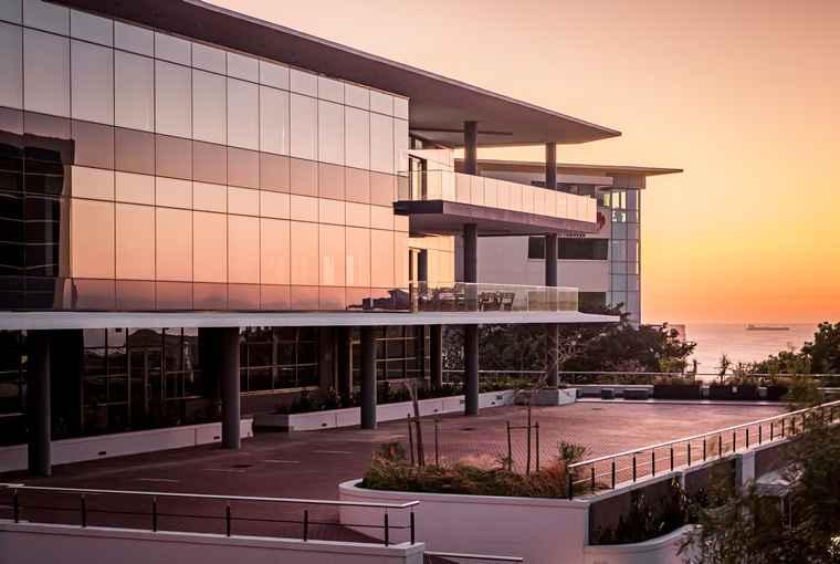 Growthpoint's office development at 29 Richefond Circle, Ridgeside, Umhlanga KZN.